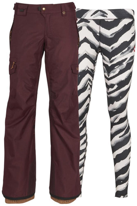 686 Womens Smarty 3 In 1 Cargo Pant