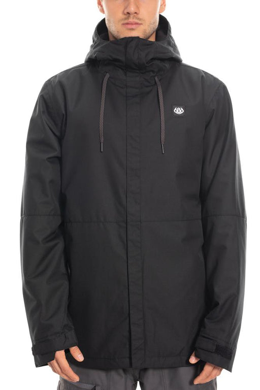 686 Foundation Insulated Jacket - Black (2020)