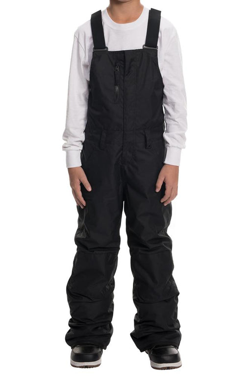 686 Kids Sierra Insulated Bib - Black (2020)