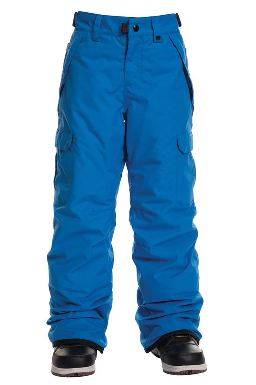 686 Kids Infinity Cargo Insulated Pant - Strata Blue (2020)