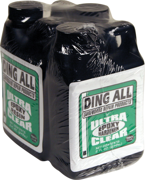 Ding All Epoxy 24Oz Set/2X8oz Resin 1X8oz Hardener
