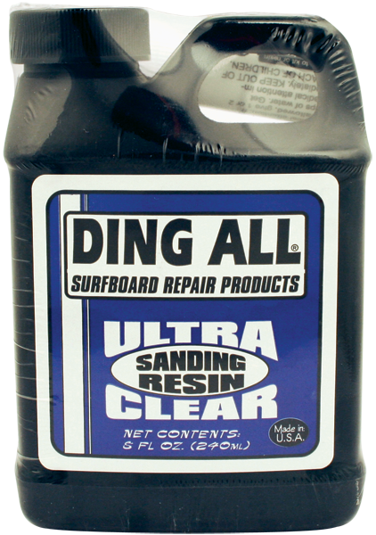 Ding All 1/2 Pint Sanding Resin