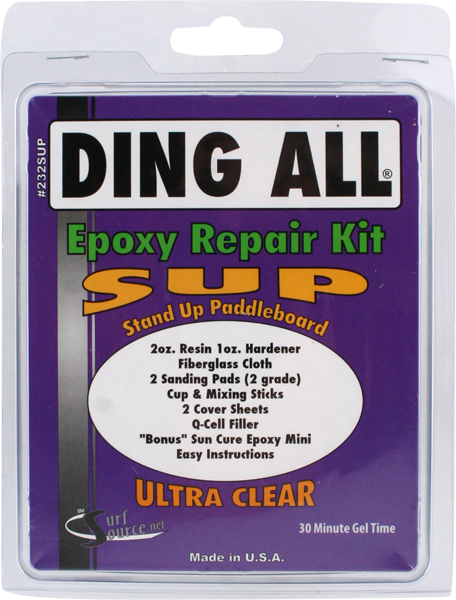 Ding All Sup Epoxy Kit