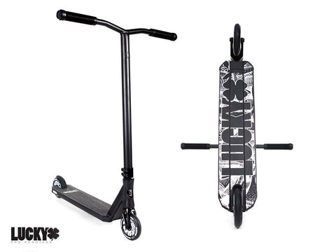 Lucky Axis Pro Scooter - Black