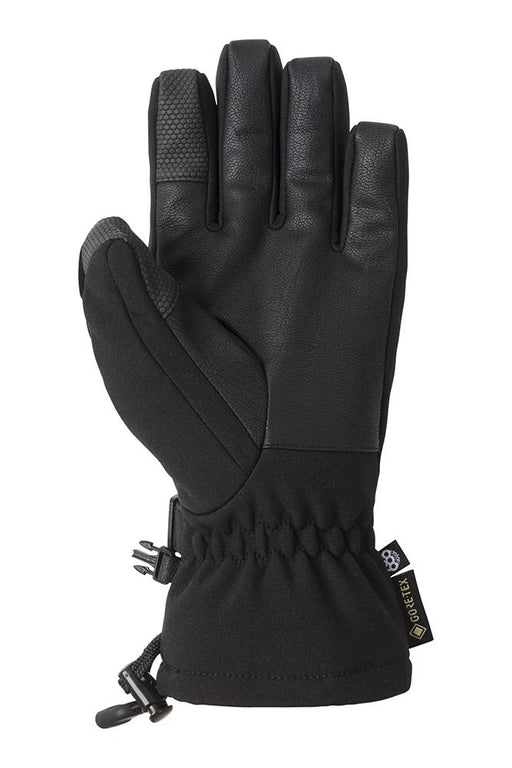 686 Women's Gore-Tex Linear Gloves - Black (2021)