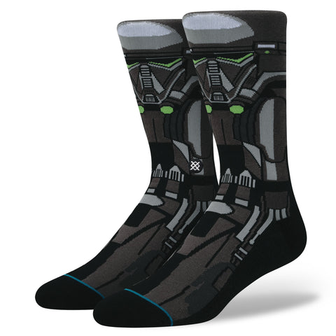 Stance Death Trooper Socks - Black