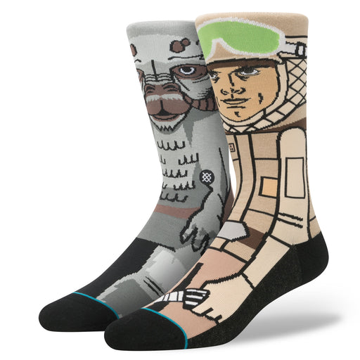 Stance Sub Zero Socks - Tan