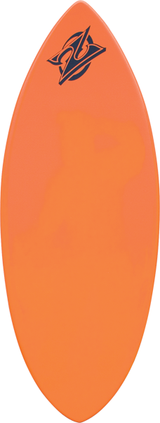 Zap Pro Large Skimboard -54X20.25 Assorted Color