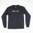 Modern Skate Park Long Sleeve Tee Shirt - Black