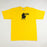 Modern High Five Kids T - Yellow