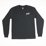 Modern Skate & Surf Long Sleeve T - Black