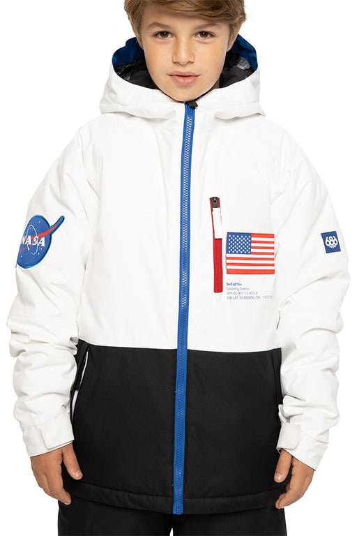 686 Youth NASA Exploration Insulated Jacket (2021)