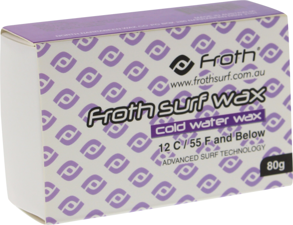 Froth Surf Wax Single Bar Cold