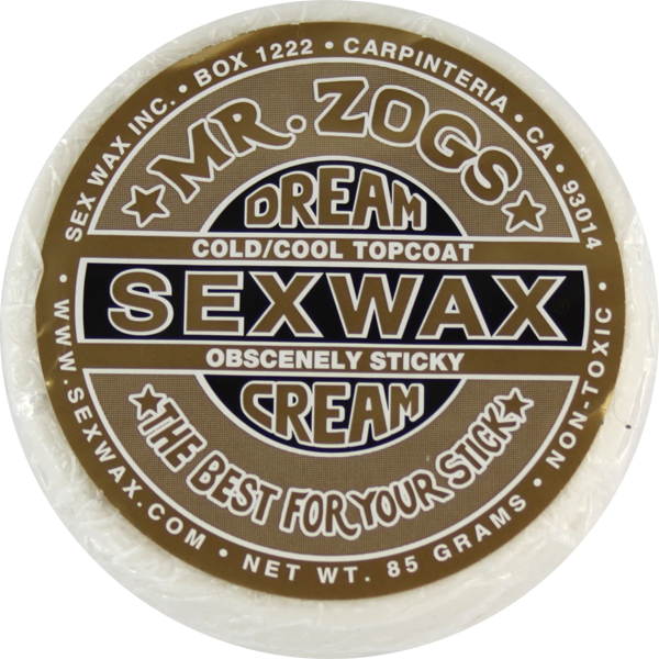 Sex Wax Dream Cream Gold Single Bar-Cool/Cold