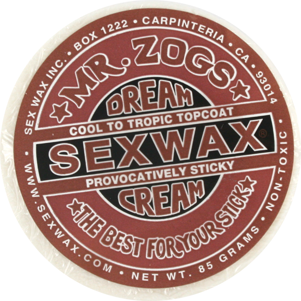 Sex Wax Dream Cream Bronze Single Bar-Cool/Trop