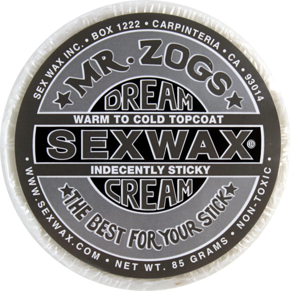 Sex Wax Dream Cream Plat. Single Bar-Warm/Cold