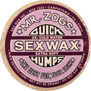 Quick Humps 2X Purple - Extra Soft -  Single Bar