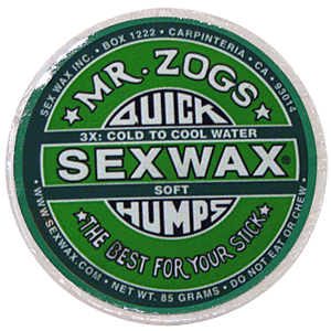 Quick Humps 3X Green - Soft - Single Bar