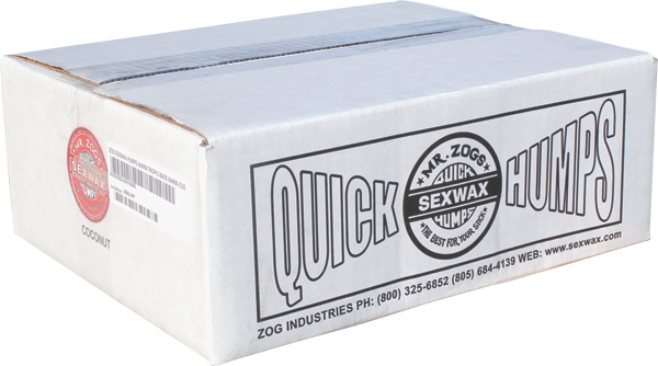 Quick Humps 6X Blue - Extra Hard - 100/Case