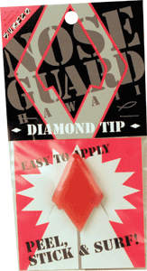 Diamond Tip Shortboard Nose Tip Kit -Red Tint