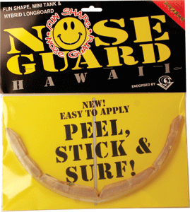 Surfco Funboard Nose Guard Kit -Smoke