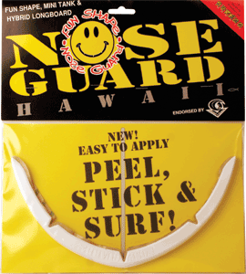 Surfco Funboard Nose Guard Kit -White