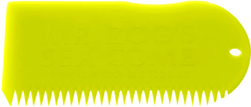 Sex Wax Wax Comb Yellow
