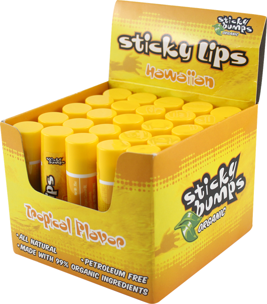 Sb Lip Balm Hawaiian Tropical 25/Pck
