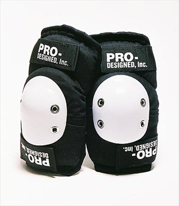 Pro-Designed Standard Elbow Pads - Black