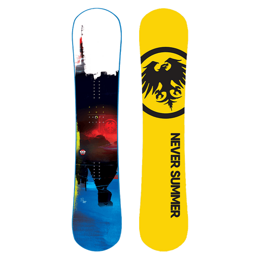 Never Summer Men's ProtoUltra 154 Snowboard - 2021