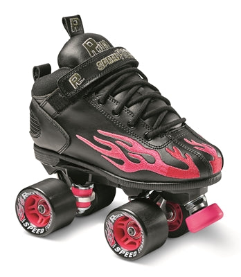 Sure Grip Flame Roller Skates