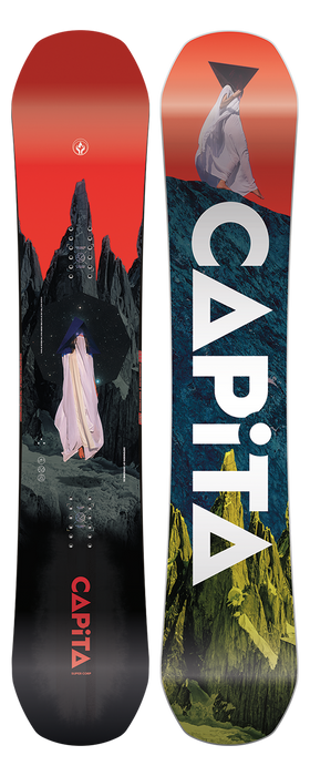 Capita Defenders of Awesome Snowboard (2021)