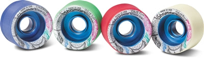 Sure Grip Shaman Roller Skate Wheels