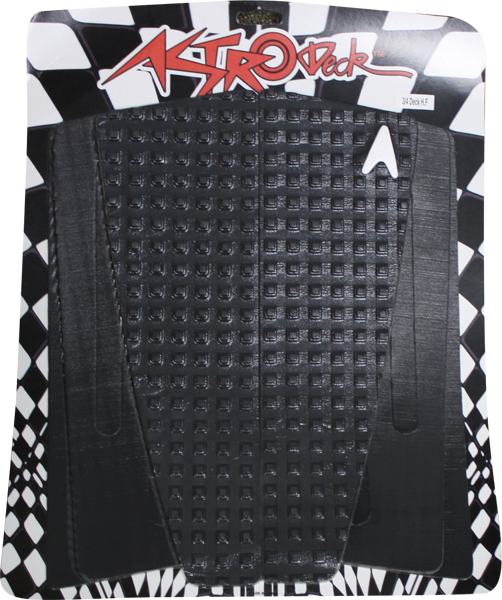 Astrodeck Sup 3/4 Deck H.F. Traction Black