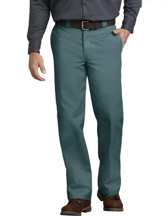 Dickies Regular Straight Work Pant - Green