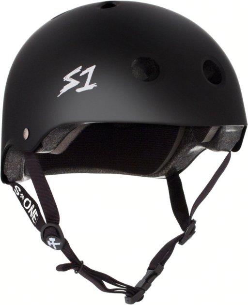 S1 Lifer Helmet - Matte Black
