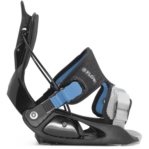 Flow Youth Micron Fusion Bindings - Black (2020)