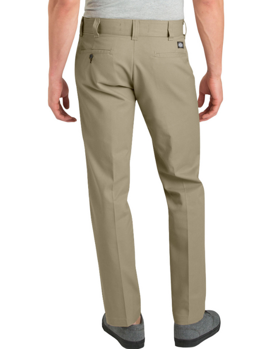 Dickies Slim Straight Work Pant - Desert Khaki