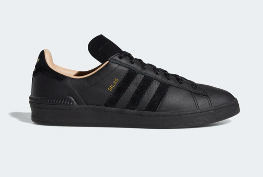 Adidas Campus ADV X Silas - Black/Tan