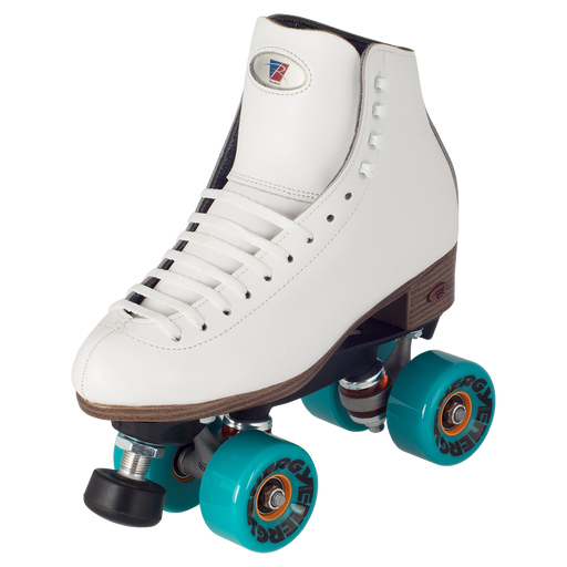 Riedell Celebrity Outdoor Roller Skates - White