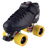 Riedell R3 Demon Skates - Black