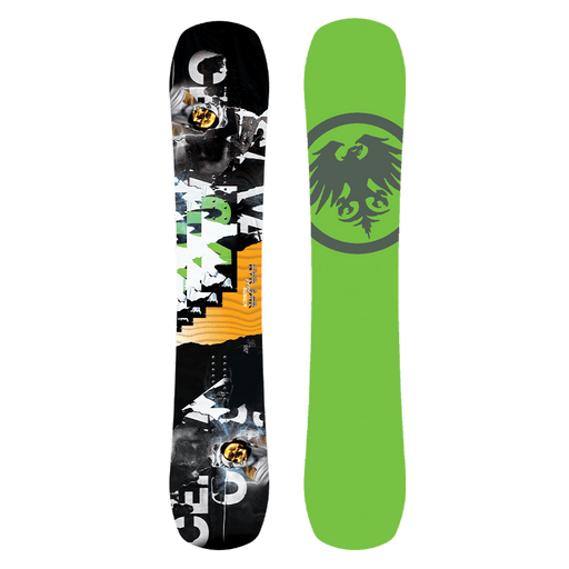 Never Summer Men's ProtoSlinger Snowboard - 2021