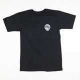 Spitfire x Modern Burn Union Tee Shirt - Black