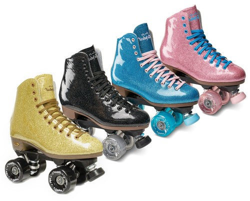Sure Grip Stardust Indoor Roller Skates
