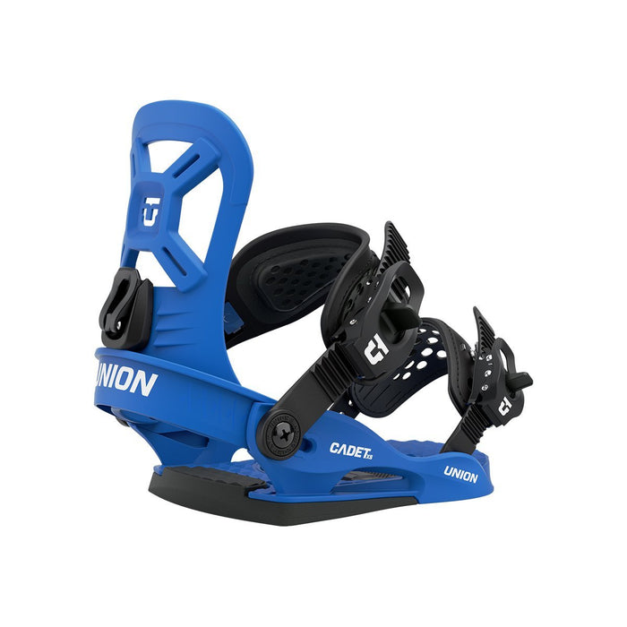 Union Kids Cadet Snowboard Bindings - Royal Blue (2021)