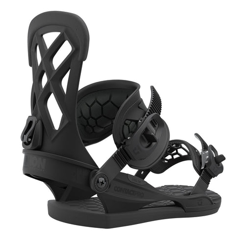 Union Contact Pro Snowboard Bindings - Black (2021)