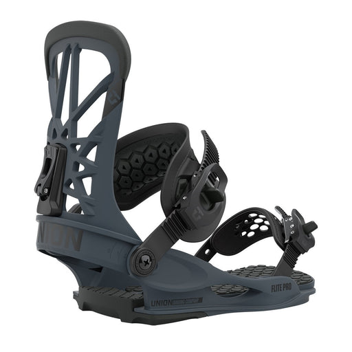 Union Flite Pro Snowboard Bindings - Dark Grey (2021)