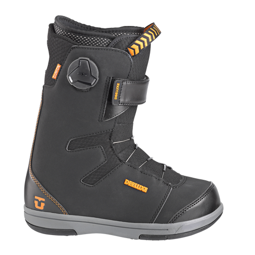 Union Kids Cadet Snowboard Boots - Black (2021)