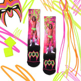 Odd Sox Ultimate Warrior Socks