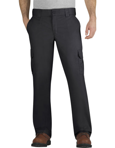 Dickies Flex Regular Fit Straight Cargo Pants - Black